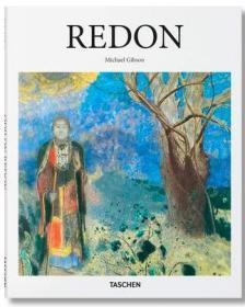 雷东画册 Redon 奥迪隆·雷东 / Odilon Redon,