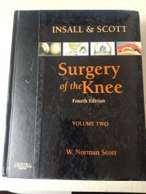 Surgery of the Knee [Fourth EDITION]