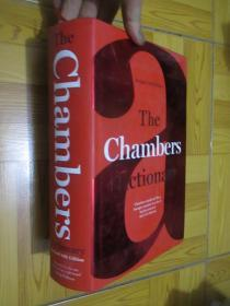 The Chambers Dictionary   (13th Edition)  16开,精装