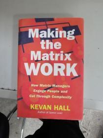(正版7)Making the Matrix WORK