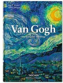 梵高畫冊 Van Gogh. The Complete Paintings 梵高全集畫,