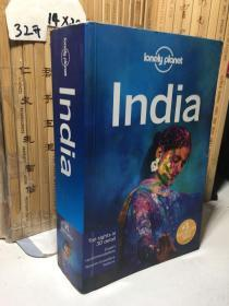 Lonely Planet India (Travel Guide) 印度(英文原版)-孤独星球