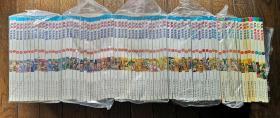 JOJO奇妙冒险(1-73 )本合售  1998年内蒙古少年儿童出版社  32开本