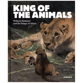 King of the Animals动物之王 Wilhelm Kuhnert动物绘画