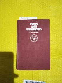 PUMPS FANS COMPRESSORS(泵 通风机 压气机)
