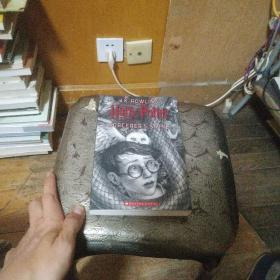 哈利波特与魔法石 英文原版  美国版 Harry Potter and the Sorcerer's Stone