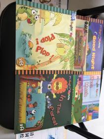 美智幼儿英语—6册合售,详见图