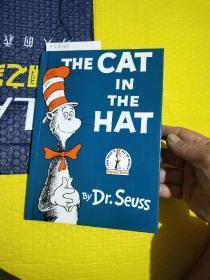 The Cat in the Hat帽子里的猫 英文原版
