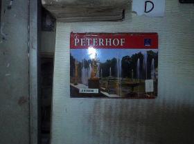 Peterhof(明信片24张)