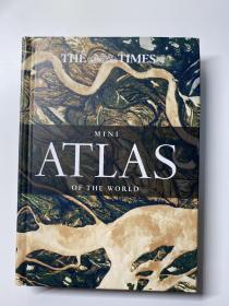 泰晤士迷你世界地图册 THE TIMES MINI ATLAS OF THE WORLD
