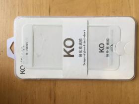 ko 钢化玻璃膜  iphone6