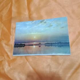 西湖明信片(12张全)