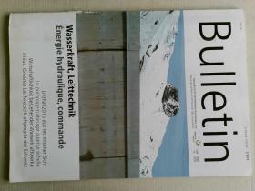 BULLETIN 2015年2月 德语杂志 WASSERKRAFT LEITTECHNIK