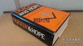 【包邮】1974年出版 Tragedy And Hope