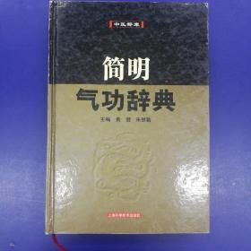 简明气功辞典(精装)