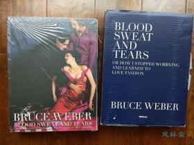 布鲁斯•韦伯(Bruce Weber)绝版摄影集 Blood Sweat And Tears 30年时尚圈作品448图顶尖汇集