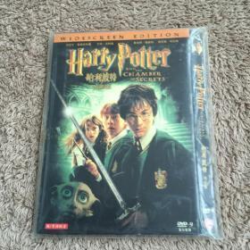 电影DVD哈利波特与密室