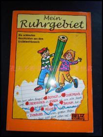 德文原版书----《书名如图》!(2002年)
