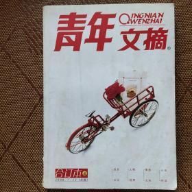 青年文摘 合订本 2006 7-12 红版