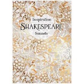 Shakespeare: Sonnets,莎士比亚:十四行诗 英文原版