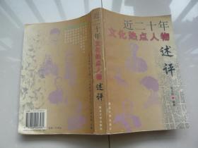 近二十年文化热点人物述评 骆玉明编著 复旦大学出版社