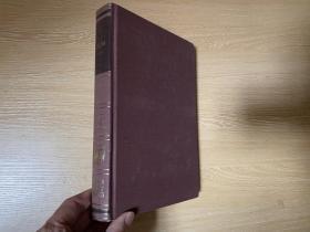 (私藏)Critique of Pure Reason ,Critique of Practical Reason and other Ethical Treatises,Critique of Judgement  康德《纯粹理性批判 实践理性批判 判断力批判》及其他作品,精装小16开,1952年老版书