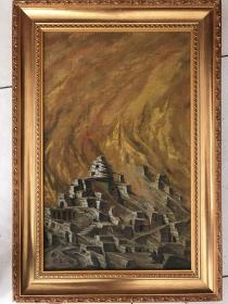风景油画作品107