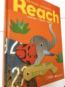 精装 Reach B: Student Anthology, Volume 2 (National Geographic Reach)