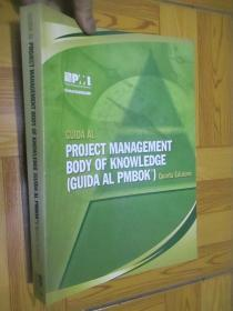 Guida Al Project Management Body of Knowledge (Guida al Pmbok) [Quarta Edizione]  大16开