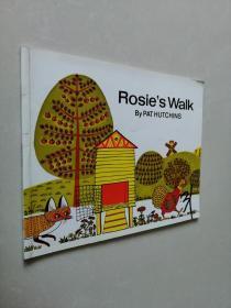 外文绘本:Rosies Walk罗西步行