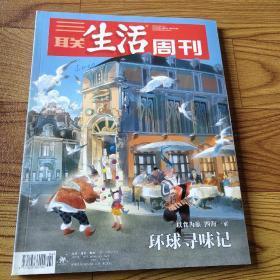 三联生活周刊2019-1 第4-5期合刊总第1023期