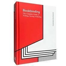Bookbinding: 图书装订:折叠,装订完整指南 书籍装帧设计宝典 英文原版
