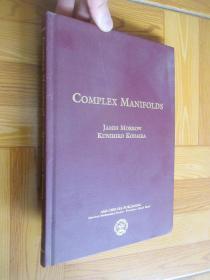 Complex Manifolds (16开,精装)