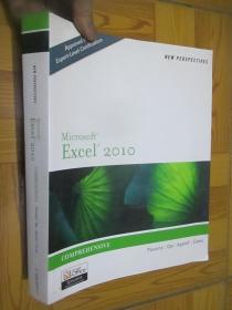 New Perspectives Microsoft Excel2010:Comprehensive  (大16开)