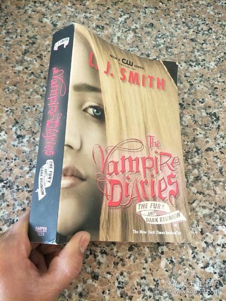 The Vampire Diaries:The Fury and Dark Reunion