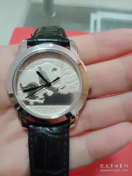 上海造币厂限量版手表
