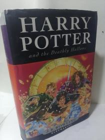 Harry Potter and the Deathly Hallows:[英国儿童版]