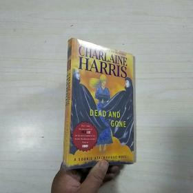 Dead and Gone (Sookie Stackhouse, Book 9) 未拆封