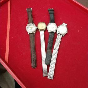 坏手表4只合售