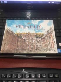 VERSAILLES in watercolours (水彩画中的凡尔赛) —— H1书架