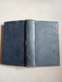 THE POCKET OXFORD DICTIONARY OF CURRENT ENGLISH (袖珍牛津词典)1928年版