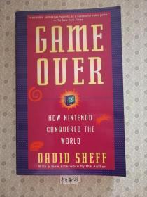 英文原版 Game over :How Nintendo conquered the world