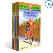 英文原版 Judy Moody And Friends 小朱迪和她的小同伴 8册章节书
