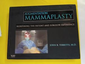 Augmentation Mammaplasty with DVD: Redefining the Patient and Surgeon Experience 1st Edition〔外文原版〕无光盘  精装
