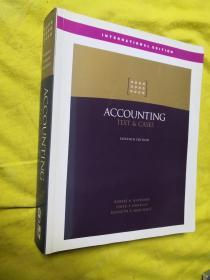 Accounting Text & Cases(Eleventh Edition)