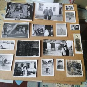 黑白照片17张 货号22张