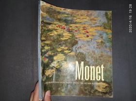 Monet LATE PAINTINGS OF GIVERNY FROM THE MUSEE MARMOTTAN