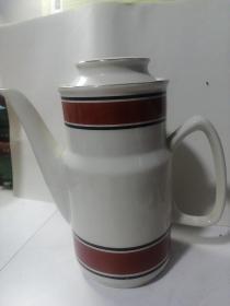 现代官窑―博山瓷茶壶――七、八十年代精品茶壶