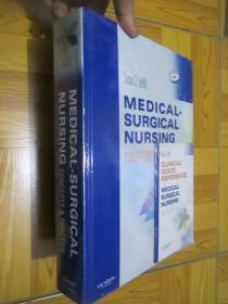 Medical-Surgical Nursing: Concepts and Practice (附光盘)  大16开,精装,未开封