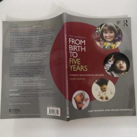 MARY SHERIDAN'S  FROM BIRTH TO FIVE YEARS  Children's developmental progress FOURTH EDITION
